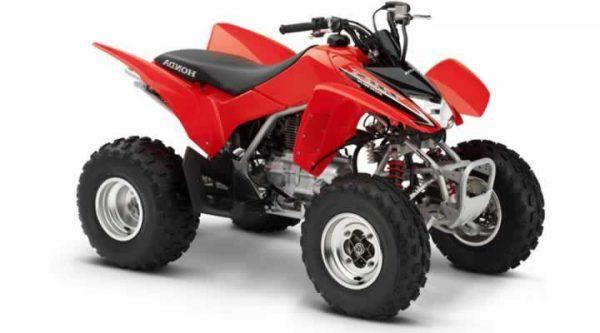 Honda TRX250ex